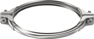 Two part pull-rings for U-shaped seals-0